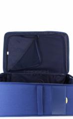 Velký cestovní kufr D&N 8074-06 Blue č.11