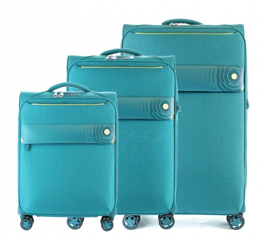 Sada kufrů D&N 8004 Petrol