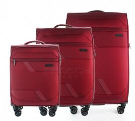 Sada kufrů D&N 7004 Bordo č.1