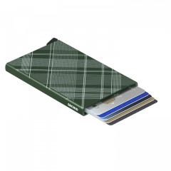 Cardprotector Secrid CLa-Tartan Green č.4