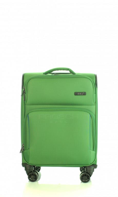 Kabinový cestovní kufr D&N 7954-05 zelený