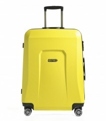 Velký cestovní kufr Epic HDX Hexacore žlutý č.1