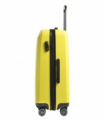 Velký cestovní kufr Epic HDX Hexacore žlutý č.2