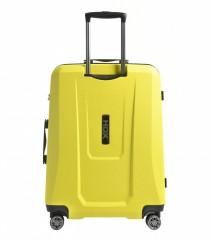 Velký cestovní kufr Epic HDX Hexacore žlutý č.3