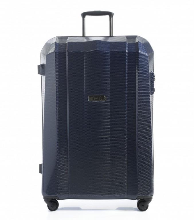 Velký cestovní kufr Epic GRX Hexacore modrý