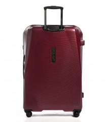 Velký cestovní kufr Epic GRX Hexacore bordový č.3