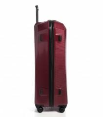 Velký cestovní kufr Epic GRX Hexacore bordový č.4