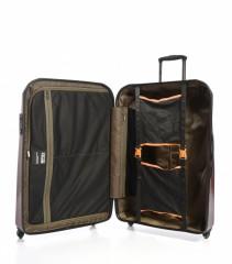 Velký cestovní kufr Epic GRX Hexacore bordový č.5
