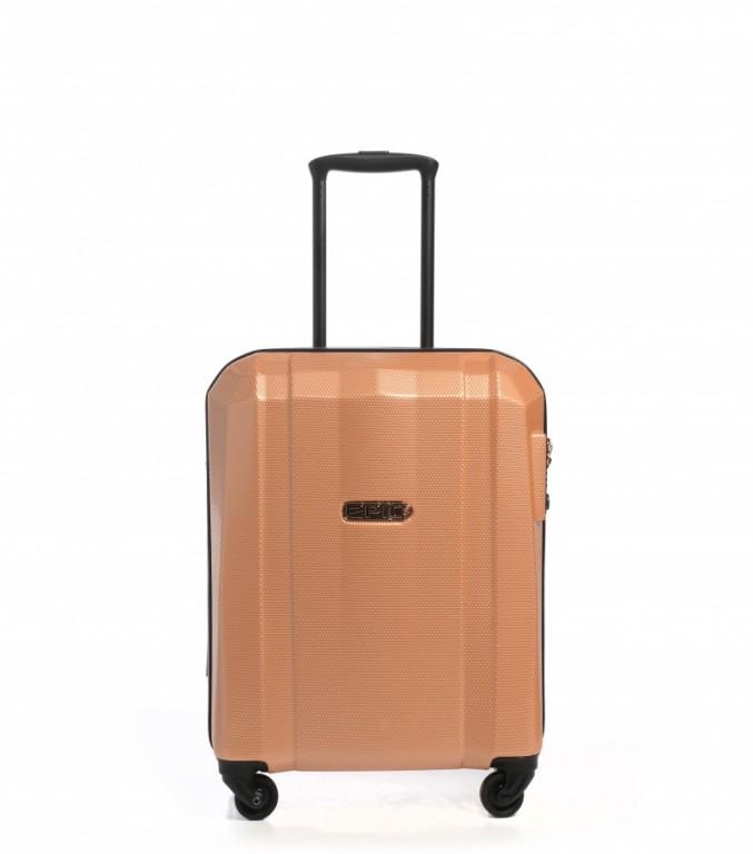 Kabinový cestovní kufr Epic GRX Hexacore rosegold