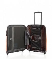 Kabinový cestovní kufr Epic GRX Hexacore rosegold č.5