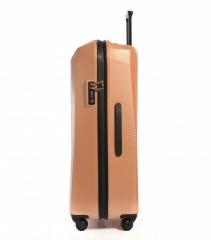 Velký cestovní kufr Epic GRX Hexacore rosegold č.2
