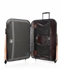 Velký cestovní kufr Epic GRX Hexacore rosegold č.5