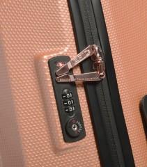 Velký cestovní kufr Epic GRX Hexacore rosegold č.6