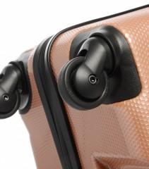 Velký cestovní kufr Epic GRX Hexacore rosegold č.8