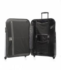 Velký cestovní kufr Epic GRX Hexacore černý č.6