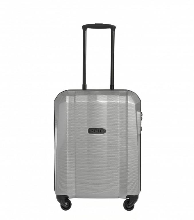 Kabinový cestovní kufr Epic GRX Hexacore šedý