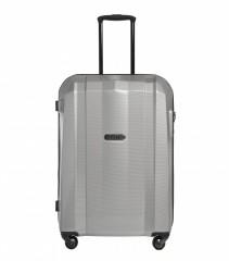 Střední cestovní kufr Epic GRX Hexacore šedý č.1