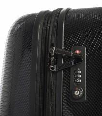 Střední cestovní kufr EPIC GTO EX černý č.9