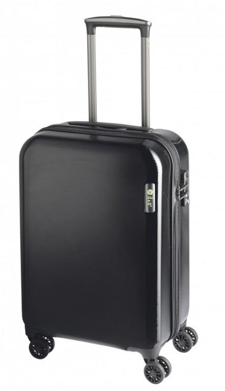 Kabinový cestovní kufr D&N D&N 8250-01 černý