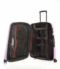 Velký cestovní kufr EPIC GTO EX růžový č.5