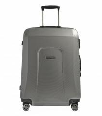 Velký cestovní kufr Epic HDX Hexacore šedý č.1