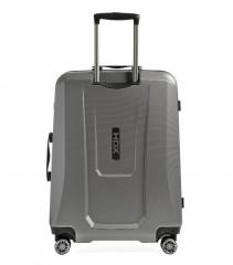 Velký cestovní kufr Epic HDX Hexacore šedý č.3