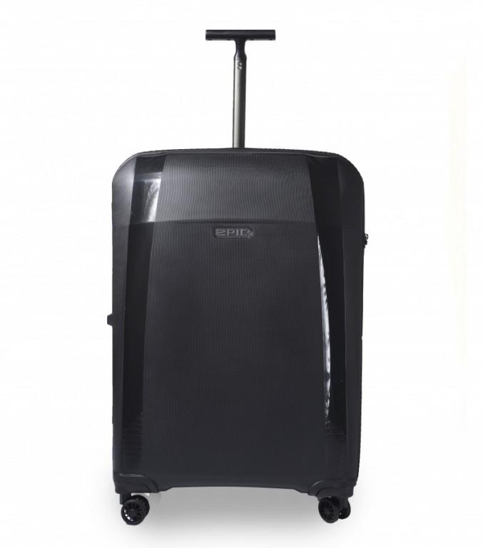 Velký cestovní kufr EPIC Phantom černý