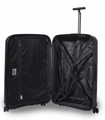 Velký cestovní kufr EPIC Phantom černý č.6