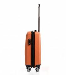 Kabinový cestovní kufr Epic HDX Hexacore oranžový č.2