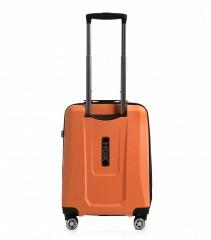 Kabinový cestovní kufr Epic HDX Hexacore oranžový č.3