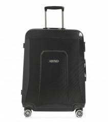 Velký cestovní kufr Epic HDX Hexacore černý č.1