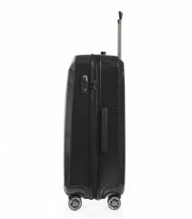 Velký cestovní kufr Epic HDX Hexacore černý č.2