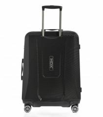 Velký cestovní kufr Epic HDX Hexacore černý č.3