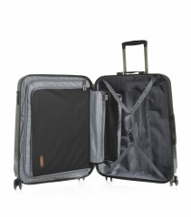 Velký cestovní kufr Epic HDX Hexacore černý č.5