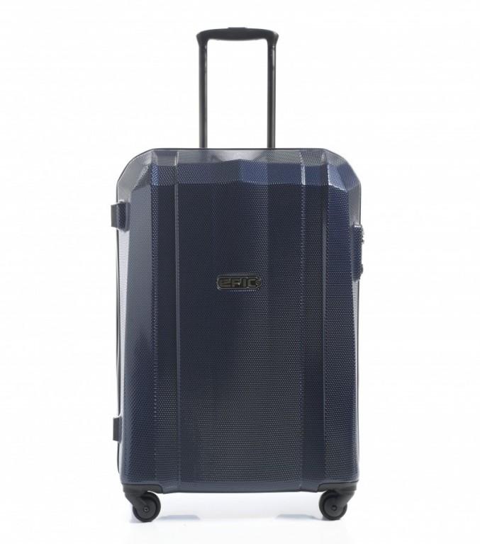 Střední cestovní kufr Epic GRX Hexacore modrý
