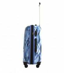 Střední cestovní kufr Epic Crate Wildlife Blue č.3