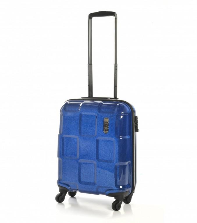 Kabinový cestovní kufr Epic Crate Reflex Blue
