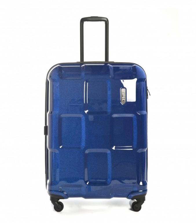 Velký cestovní kufr Epic Crate Reflex Blue