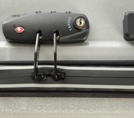 Velký cestovní kufr Epic Crate Reflex Platinum č.7