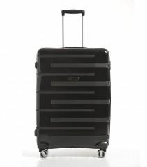 Velký cestovní kufr EPIC Neo Ultra černý č.1