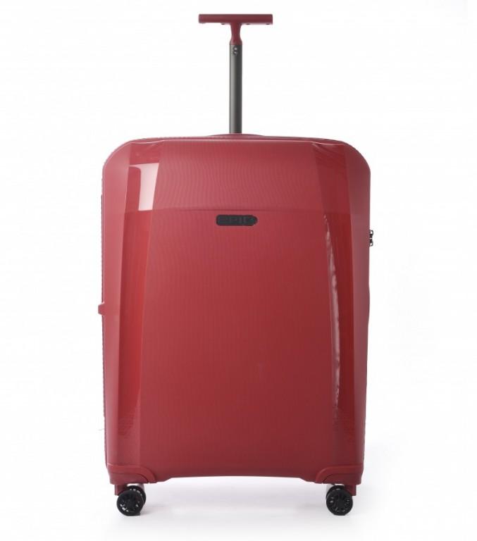 Velký cestovní kufr EPIC Phantom červený