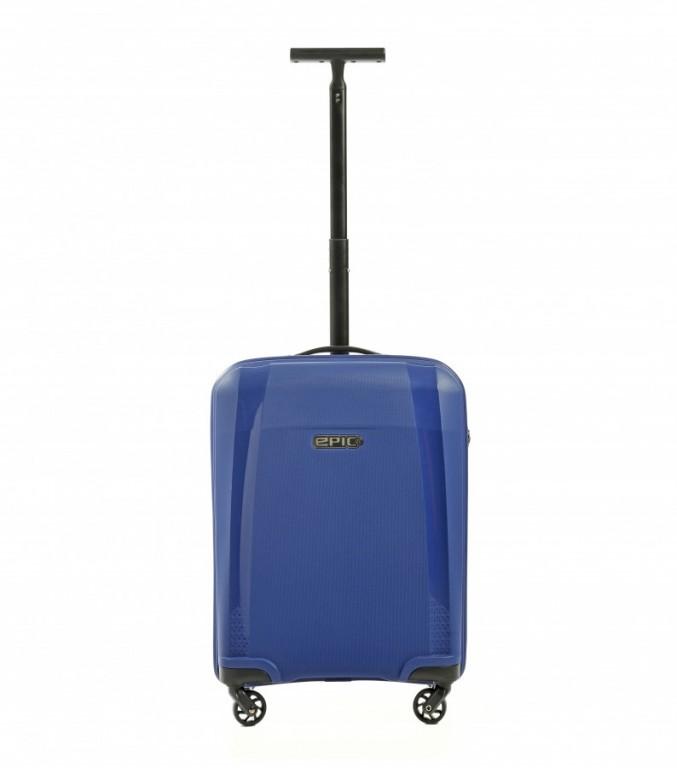 Kabinový cestovní kufr EPIC Phantom modrý
