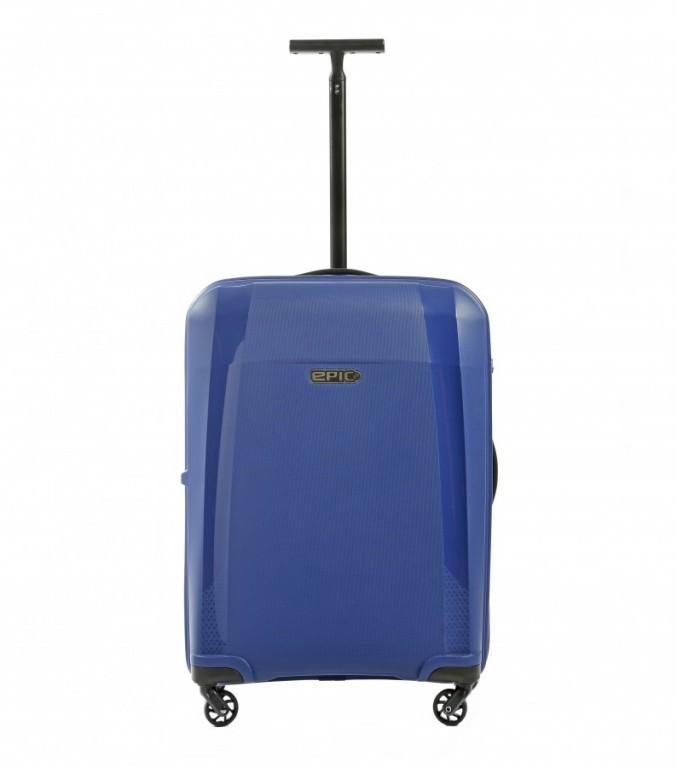 Střední cestovní kufr EPIC Phantom modrý