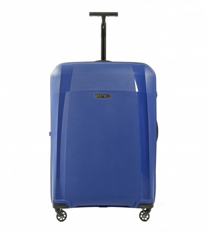 Velký cestovní kufr EPIC Phantom modrý