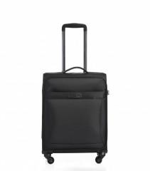 Kabinový cestovní kufr EPIC Quantum černý č.1