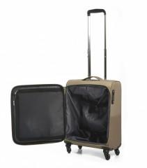 Kabinový cestovní kufr EPIC Quantum béžový č.6