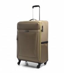 Velký cestovní kufr EPIC Quantum béžový č.2