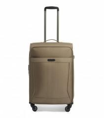Střední cestovní kufr EPIC Quantum béžový č.1