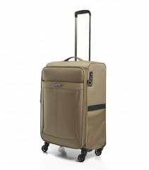 Střední cestovní kufr EPIC Quantum béžový č.2