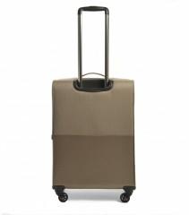 Střední cestovní kufr EPIC Quantum béžový č.4